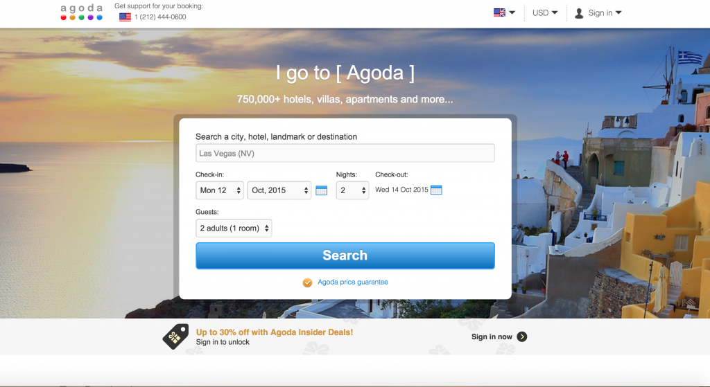 Looking for other options for great CHEAP DEALS on HOSTELS? Agoda is the site for you! Access 750,000+ hotels, villas, apartments and more; AND get support for your booking! :)