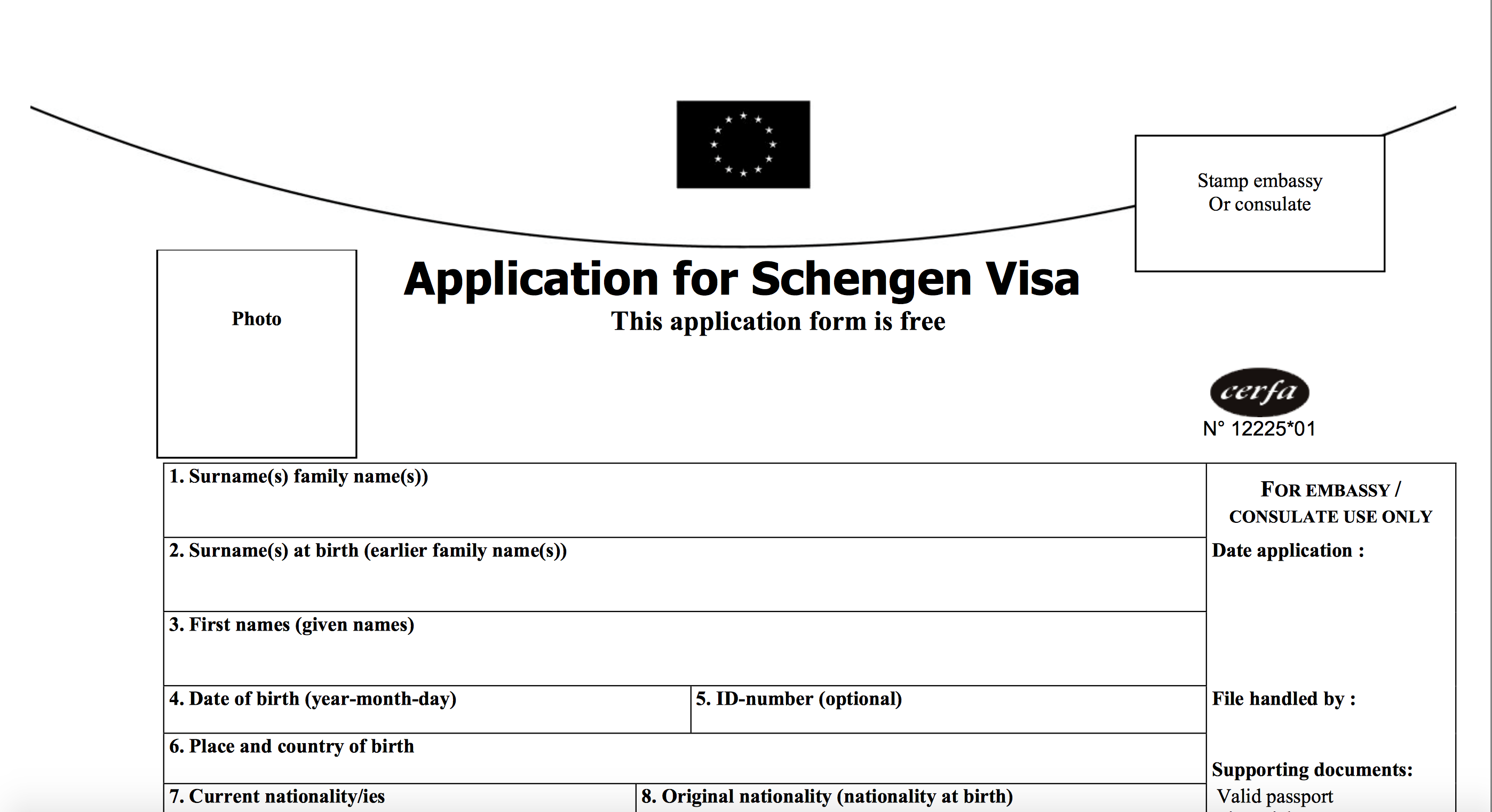 The Schengen Visa Application. The Schengen Visa allows travellers to the freedom of travel between all 26 Schengen countries as if a single country.