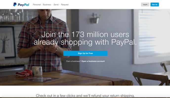 PayPal is the FASTER, SAFER way to SEND MONEY, make an online PAYMENTS, RECEIVE money or set up a merchant account. Loved ones can add money to your Paypal account so you can use Paypal to make purchases and receive payments from clients to your Paypal account and then securely transfer it to your personal bank account!