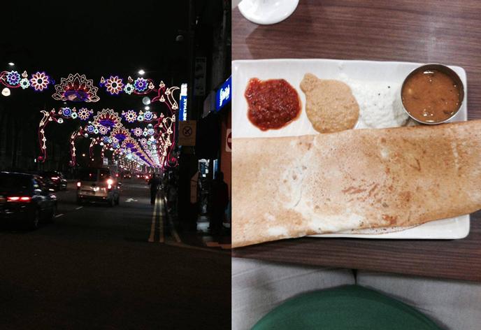 Diwali & Thosai.